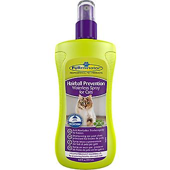 FURminator Hairball Prevention Waterless Spray (Cats , Grooming & Wellbeing , Shampoos)