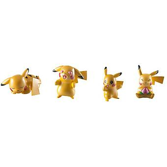 Tomy Pokémon 4 Figures 20 Anniversary (Babies and Children , Toys , Action Figures)