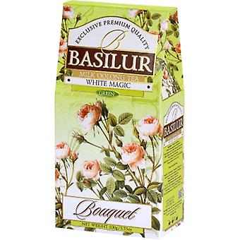Basilur Tea - White Magic - Milk Oolong Loose Green Tea