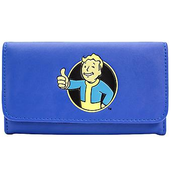 Bethesda Fallout 4 Thumbs Up Vault ID & Card Tri-Fold Purse