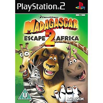 Madagaskar Escape 2 Afrika (PS2)