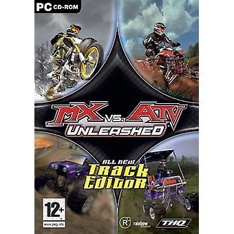 MX vs. ATV Unleashed (PC-CD)