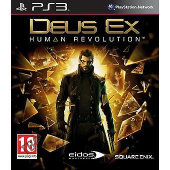 Deus Ex Human Revolution (Sony PS3)