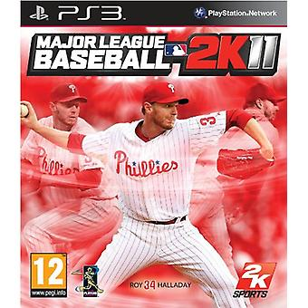 Major League Baseball 2K 11 (PS3)