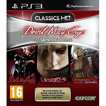 Devil May Cry HD collectie Essentials PS3 spel