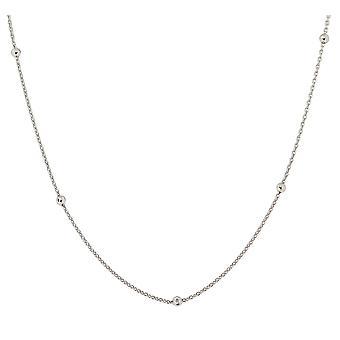 Orphelia Silver 925  Chain 42+3 Cm Balls   ZK-7200