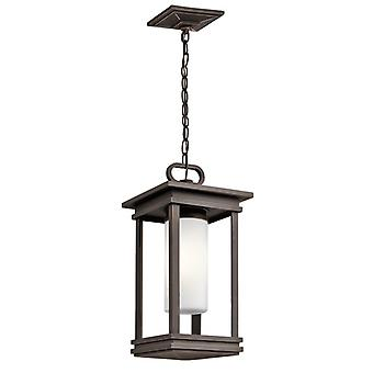 1 Light Small Chain Lantern South Hope