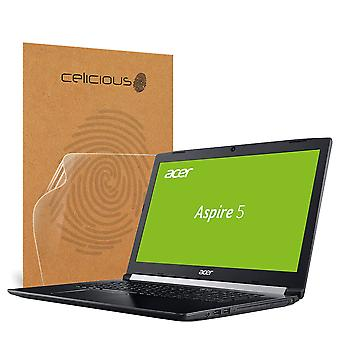 Celicious Impact Anti-Shock Shatterproof Screen Protector Film Compatible with Acer Aspire 5 A517-51
