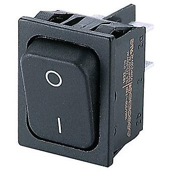 Marquardt Toggle switch 1832.3602 250 V AC 20 A 2 x Off/On IP40 latch 1 pc(s)