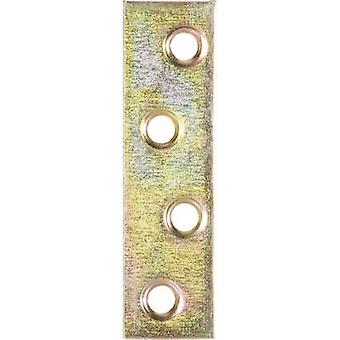 Connection plate (L x W x H) 50 x 16 x 2 mm