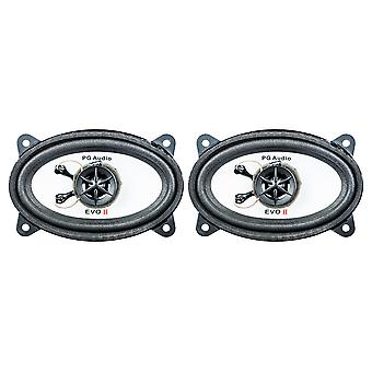 Speaker 4x6 inches suitable for BMW 3 er.7 Series, Chevrolet Aveo, Kalos and K Series