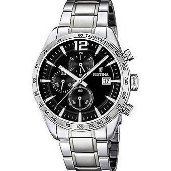 FESTINA - men's watch - F16759/4 - chronograph - sports