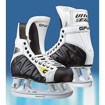Graf Ultra F60 skates black and white Senior