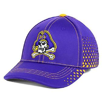 East Carolina Pirates NCAA TOW Fade Stretch Fitted Hat