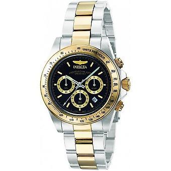 Invicta watches mens watch Speedway chronograph 9224