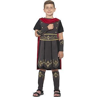 Disfraz de soldado romano, mediana edad 7-9