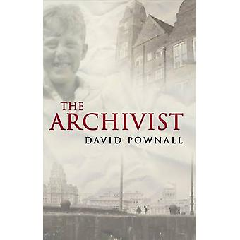 The Archivist by David Pownall - 9780704372009 Book