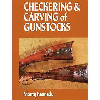 Fischhaut und Schnitzen von Gewehrschäften von Monty Kennedy - 9780811706308