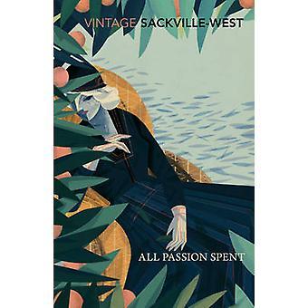 Alle Leidenschaft von Vita Sackville-West-9781784870553 Buch ausgegeben