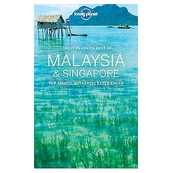 Bästa av Malaysia & Singapore Lonely Planet - 9781786571243 bok