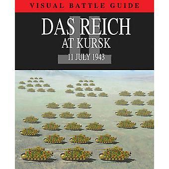 Division Reich à Koursk - 12 juillet 1943 par David Porter - 9781907446627