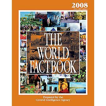 Die Welt Factbook - 2008 (Ausgabe der CIA 2007) durch die Vereinigten Staaten. Centr