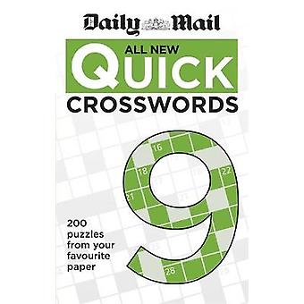 Daily Mail All New Quick Crosswords 9 by Daily Mail - 9780600634959 B