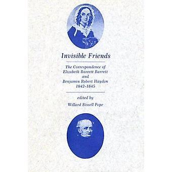 Amigos invisíveis – correspondem de Elizabeth B Barrett & ser