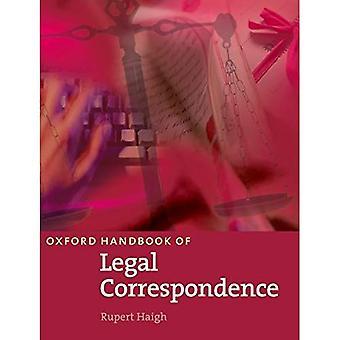 Manual de Oxford de correspondência jurídica