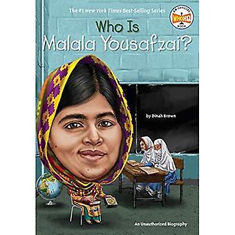Qui est Malala Yousafzai? (Qui a été...?)