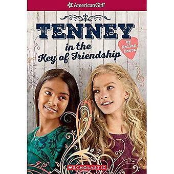 Tenney in the Key of Friendship (American Girl