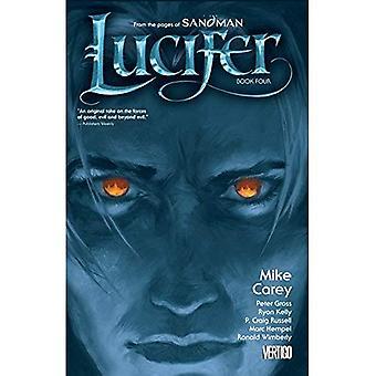 Lucifer Book 4 TP