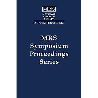 Amorphous Silicon Technology 1989: Volume 149 (MRS Proceedings)