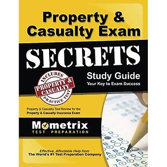 Property & Casualty Exam Secrets Study Guide: P-C Test Review for the Property & Casualty Insurance Exam (Mometrix...