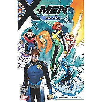 X-uomini blu Vol. 5: Sopravvivere l'esperienza