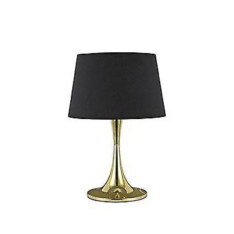 Idealne Lux - Londyn mosiądzu dużych tabela lampy IDL110479
