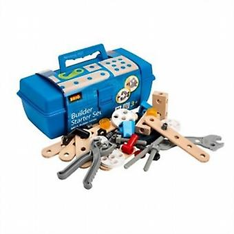 BRIO Builder 34586 Toolbox en Starter set 34586