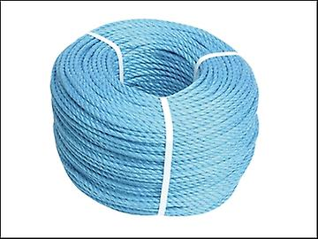 Faithfull Blue Poly Rope 8mm x 220m
