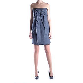 Liu Jo Grey Cotton Dress