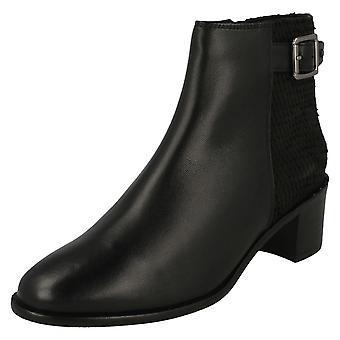 Ladies Van Dal Smart Ankle Boots Mercer