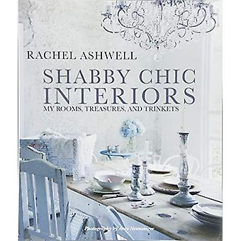 Shabby Chic Interiors - My Rooms - Treasures - and Trinkets by Rachel