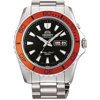 Orient Automatic Analog Man with stainless steel strap FEM75004B9