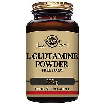 Solgar L-Glutamine Powder (Vitamins & supplements , Amino acids)