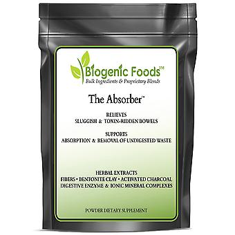Absorber - Natural Intestinal Cleanser & Excessive Metal Flush