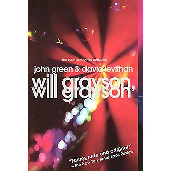 Will Grayson - Will Grayson by John Green - David Levithan - 97806061