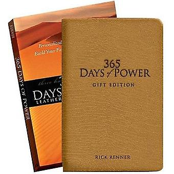 365 Days of Power - Personalized Prayers and Confessions to Build Your