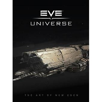 Eve Universe - The Art of New Eden by CCP Games - 9781616557010 Book