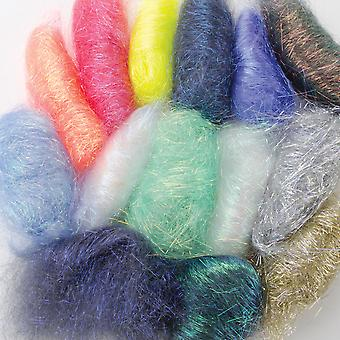 Angelina Straight Cut Fibers .1oz 14/Pkg-Jelly Beans  ASJELLY