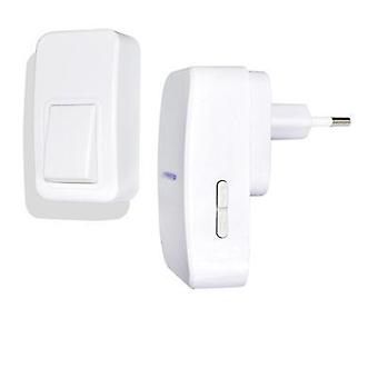 Wireless door bell Complete set X4-LIFE 701393