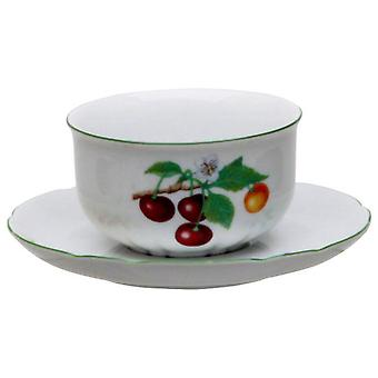 Thun Cup consomme With Plate Set of 6